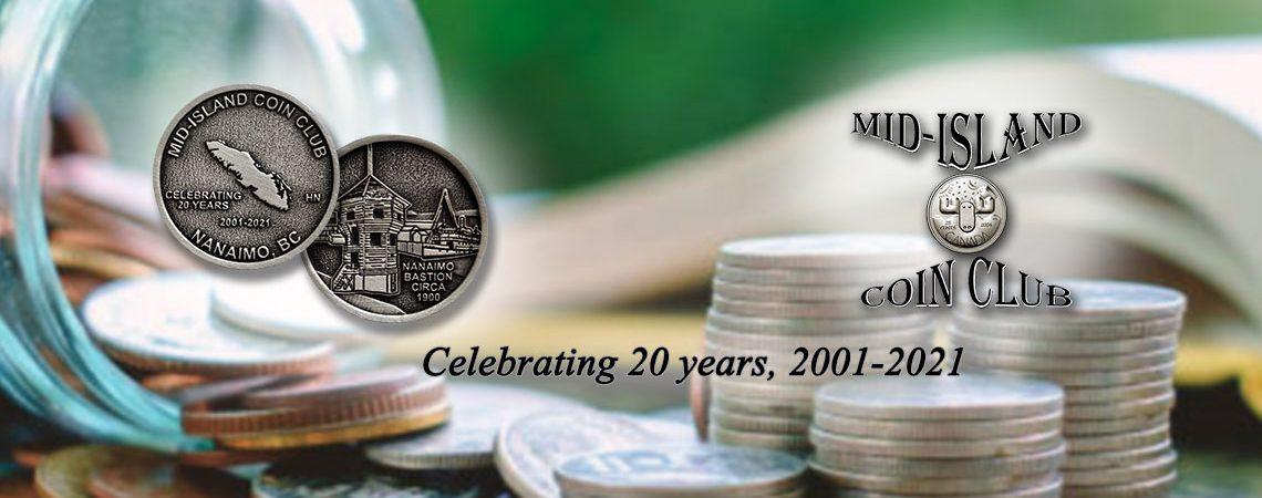 Mid-Island Coin Club - Image header 04